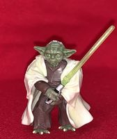 Star Wars Revenge of the Sith: Yoda - Complete Loose Action Figure